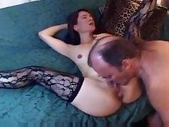 Jizz On My MILFy Pussy