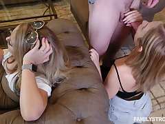 Naturally stuck GF Kasey Miller feels right everywhere riding sloppy bushwa