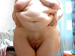 GILF Stefany Hence with big fat belly