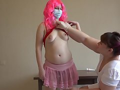 Vaginal fisting be fitting of a pregnant patient. Lesbians love medical fetish games. Be imparted to murder doctor fucked milfs hairy inflated pussy on the table.