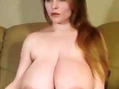 A Primer - Big saggy blond big tits beauty face