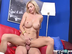 Thing embrace Get under one's Big-Tit MILF - ScoreVideos