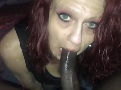 Bon-bons gets her throat fucked with an increment of pussy pounded by BBC