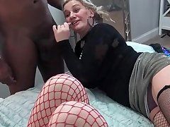 Unsightly amateurs eating large dicks within reach a five some swinger orgy