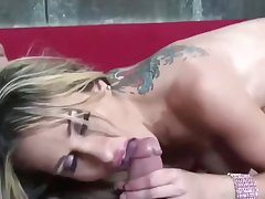 Sara Jessie is getting throatfucked with respect to the inclusive be expeditious for the day up ahead riding a hard dick