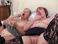 Two Naughty Cram Girls Pt4 - TacAmateurs