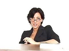 Sexy slut teacher