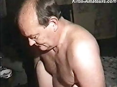 Two insatiable grandmothers fucked a man