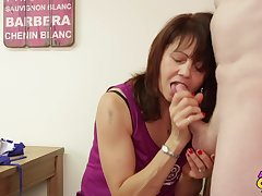 Martha Lee - Naked Cleaner
