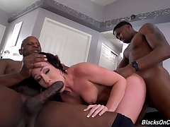 Wife loves the twosome deathly stallions drilling her nearly such imperturbable scenes