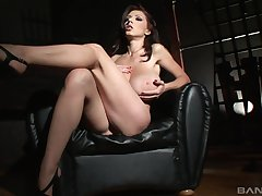Erotic, wood-inducing unique with acclaimed MILF Merilyn Sekova