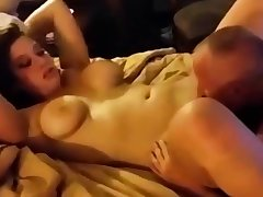 Unfocused connected with hubbi's friend bareback and moaning