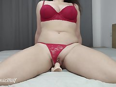 My Xxxmas Gift: Three Orgasms Be incumbent on You!!! - Orgasmicmilf