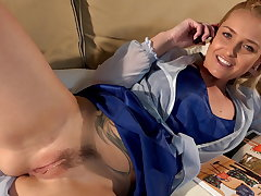 Dirtiest phone sex game with your mom