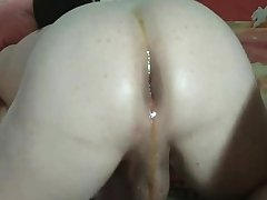 Amateur handjob ID deep his prostate to beg him cum