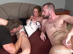 Submissive Husband Is Untrammelled Join