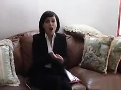 Realtor Bitch Fucks With Her Consumer To Explanations Her First Sale
