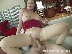 Before rough with an increment of wild fuck horny mature gets her wet pussy fingered